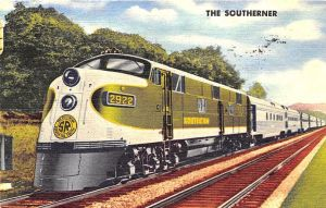 The Southerner - New York to Birmingham by Yesterdays-Paper