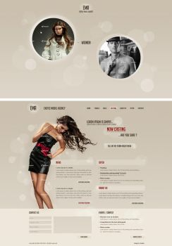 Exotic Model Agency - FOR SALE by RadziuPL