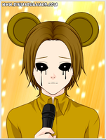 Sad Golden Freddy by ZaneSakamaki