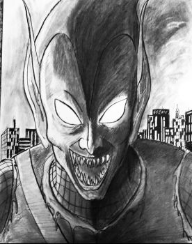 Green Goblin by Blackheart73191