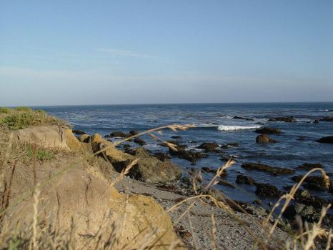 central cali coast by harut