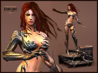 'Witchblade' by Ketka