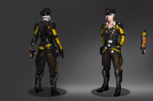 Valkyrie Concept by Taaks