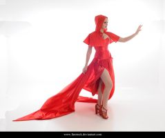 Red Riding Hood 8 by faestock