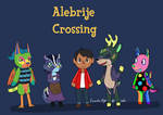 Alebrije Crossing by Eurazba