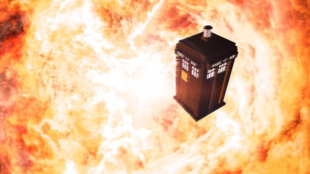 The Doctor's Travels by TheNowhereManLives