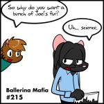 Ballerina Mafia: Retaliating Through Time [Preview by SonOfNothing