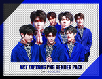 79/NCT Taeyong - PNG Render Pack by kkkai