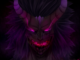 Daemon -The infidel- by SouOrtiz