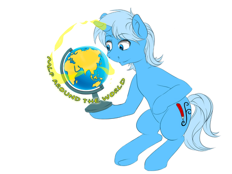 [Commission] MLP around the World by RedheadFly