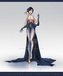 (CLOSED) Adoptable Outfit Auction 224 by JawitReen