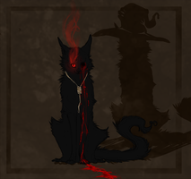 The Black Cat E.A.P by Madlaid