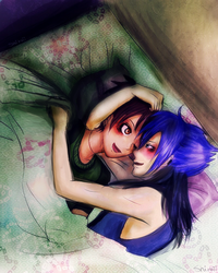 Before Sleep- Morby- by KiraiRei