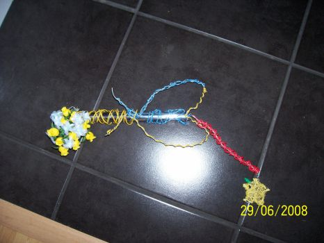 Wire Model: Kairi's KeyBlade1 by Sencilia-Harp