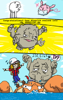 HG Nuzlocke : 178 by SaintsSister47