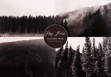 Pine Forest Pack by Marysse93
