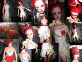Emilie Autumn Barbie Doll V2.0 by cruentusinterfectrix
