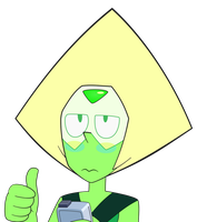 Thumb Up Peridot by ZnkHucast