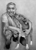 Cesar And Junior by blanket86