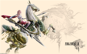 FFXIII Lightning :Knight: by ferlyl