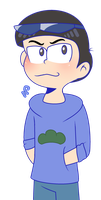Karamatsu by Nini-the-inkling