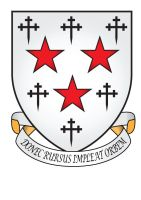 Somerville College Oxford Coat Of Arms by ChevronTango