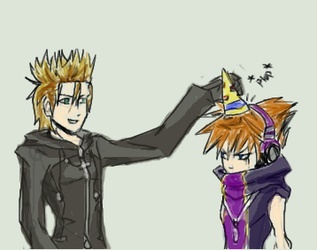 happy birthday Neku by KiSm15