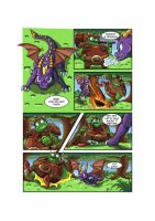 Spyro Comic by Rasmussen891