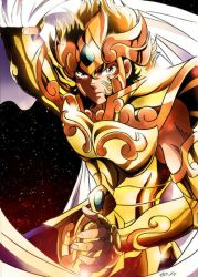 Saint Seiya - AIOLIA - Final by Iso-pI