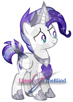 Prince Snow Dust - Crystal Form by EyesoreForTheBlind