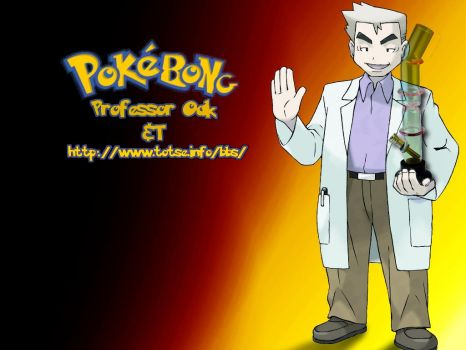 Professor Oak by totseinfo