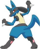 Pokemon: Lucario and the Legend of Time Part 1 by MasterGamer101