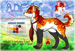 Adell Dog-Thing by Striped-Tie