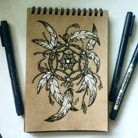 Instaart - Dreamcatcher by Candra