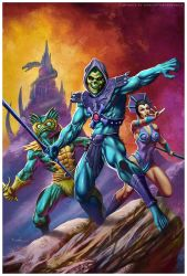 Classics Masters of the Universe by CValenzuela