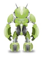 Android in vector by AeroleFlock