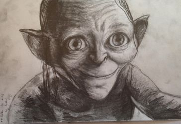 Smeagol by Catherine1992