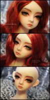 Face-up: Dollmore Eve Lillis Liv by asainemuri