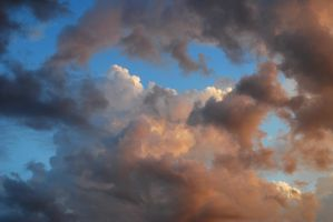 Golden Clouds Stock 2752 by Phenix59
