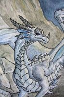 Close Up of the White Evil by Psydrache