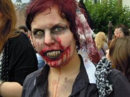 Zombiewalk-2011 by RandomPudding