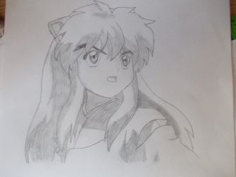 inuyasha as child by Gepardenkralle