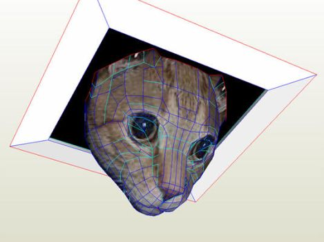 Ceiling cat is on ure screen by The-Bongmaster