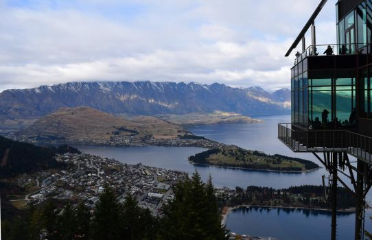 A View of Queenstown by Renartus