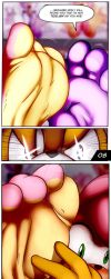 Amy and Blaze TICKLE ENDURANCE pg3 by XPTZStudio
