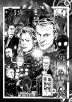 Doctor Who - Series 1 (2005) by TardisTailz700