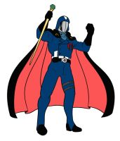 Cobra Commander by Dairugger