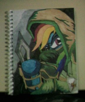 Pony Creed Assassin Dash #2 by TheNorthRemembers3