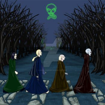 Death Eaters by cathybytes