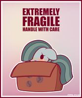 Marble Pie Delivery by SymbianL